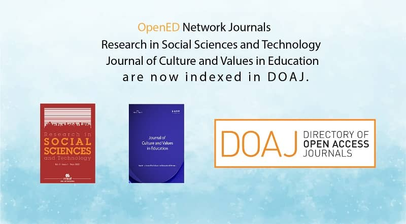 RESSAT and JCVE now indexed in DOAJ